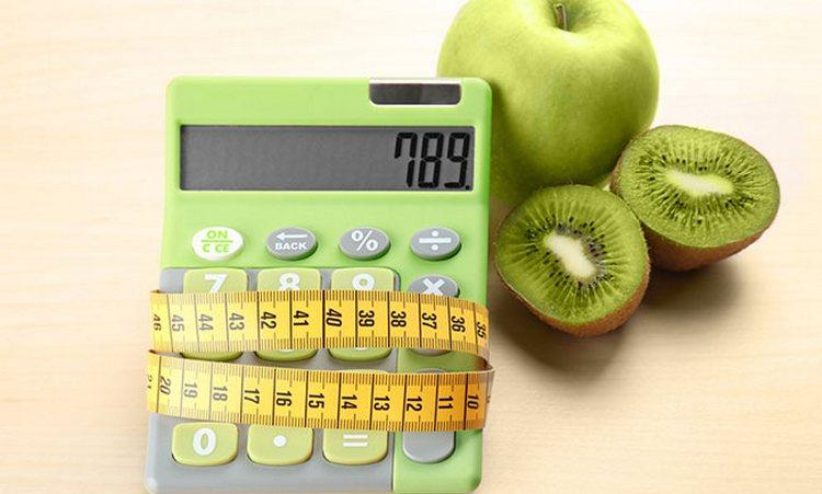 Низкокалорийные диеты для похудения предусматривают строгий подсчет калорий.