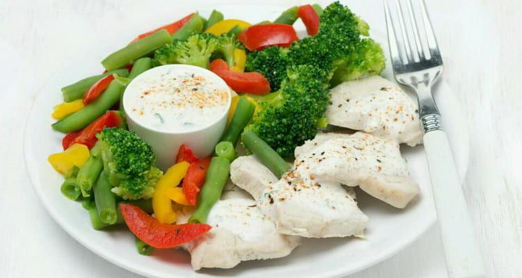 Огуречная диета обед 4 деня