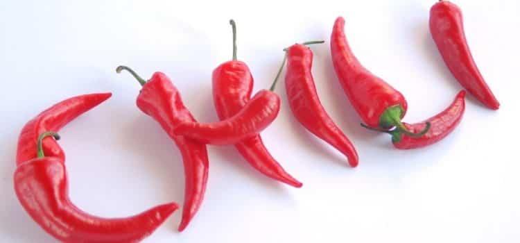 польза красного перца острого для мужчин