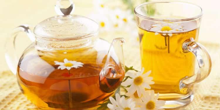 польза ромашкового чая для организма женщины
