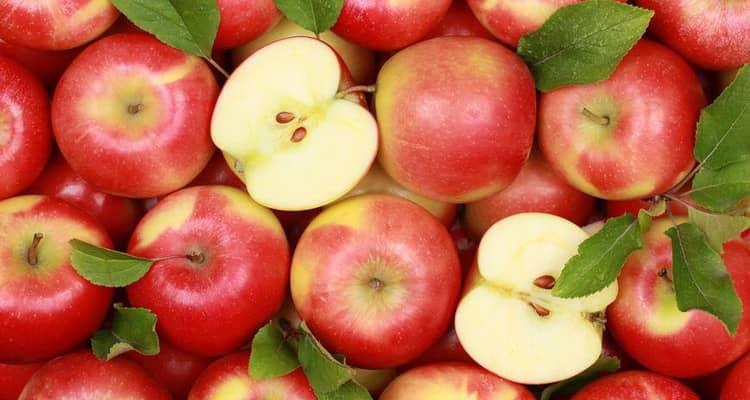 Яблоки печеные в духовке их польза и вред