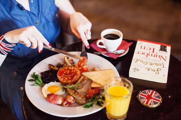 Английская диета: правила, меню и отзывы