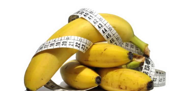 банановая диета: правила питания