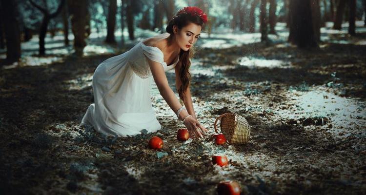 Сушеные яблоки польза для женщин