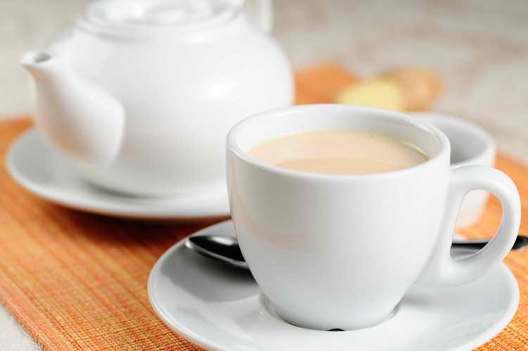 чай с молоком отзывы
