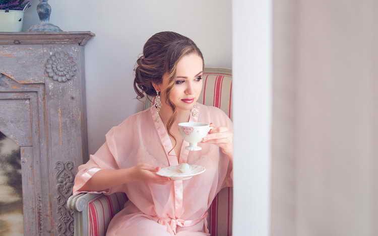 чай с молоком польза