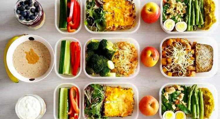 высококалорийная диета для набора веса