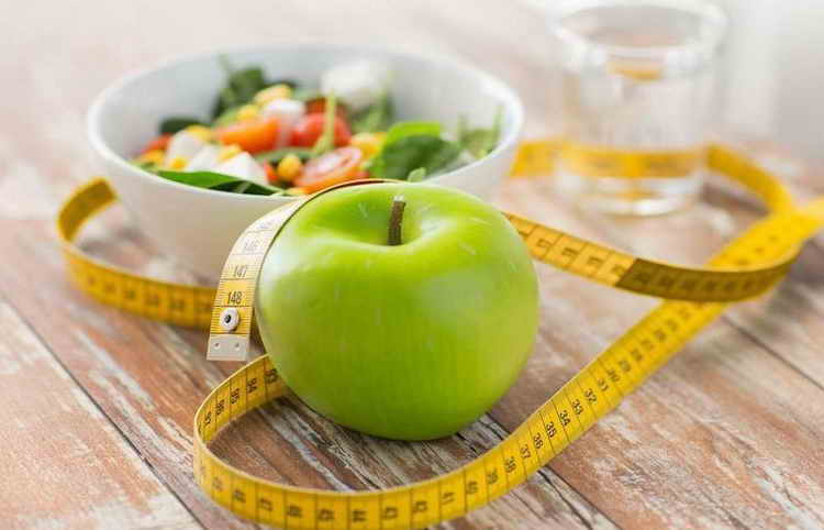 диета лесенка