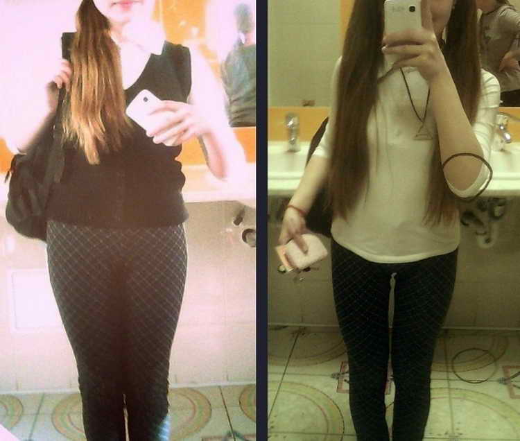 диета лесенка отзывы до и после