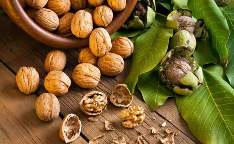 калорийность грецкого ореха 1 штука