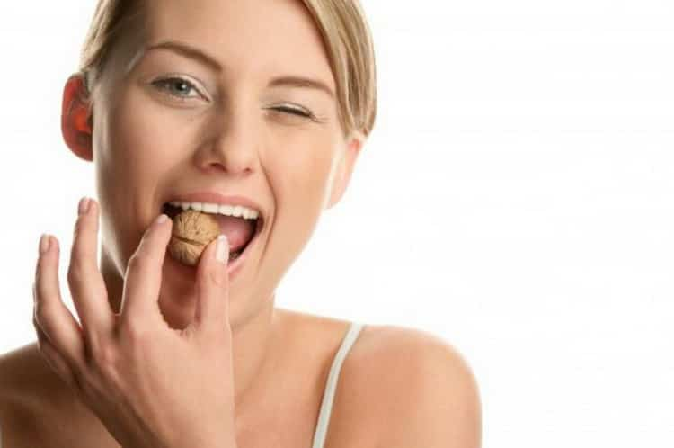 грецкий орех: калории в 1 шт