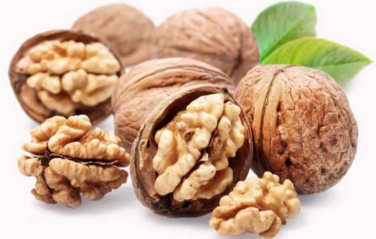 Грецкий орех: калорийность, содержание белков, жиров, углеводов