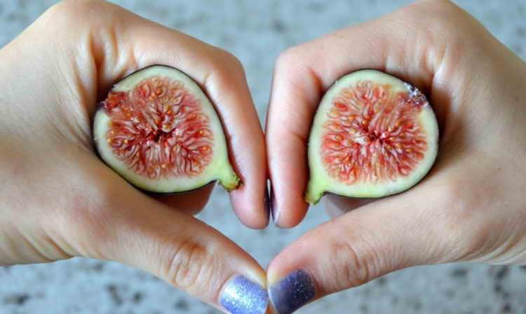 польза инжира сушеного для женщин