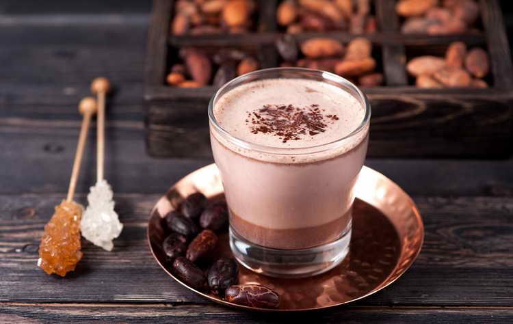 польза какао для пожилых людей