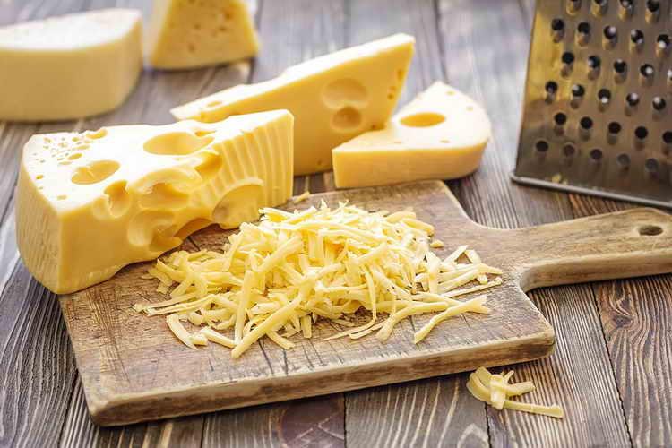 сливочный сыр калорийность