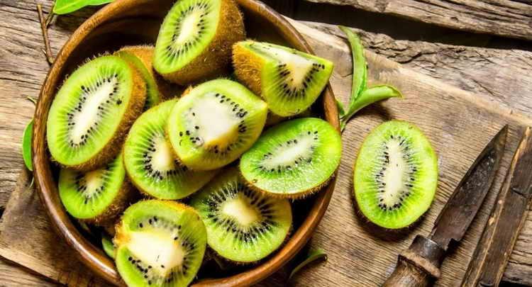 киви витамины и польза