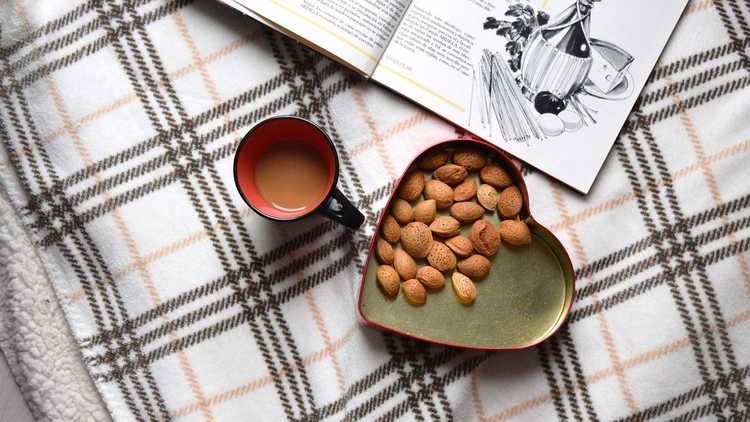 миндаль орехи польза и вред