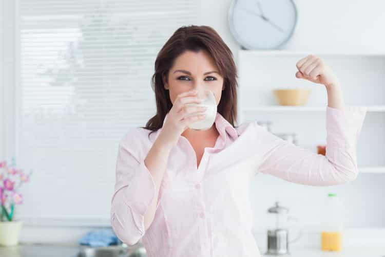 молоко сухое: польза и калорийность