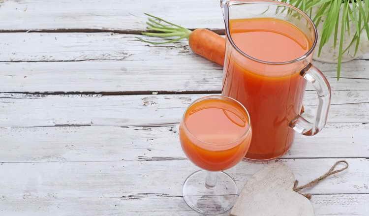 морковный сок польза для мужчин