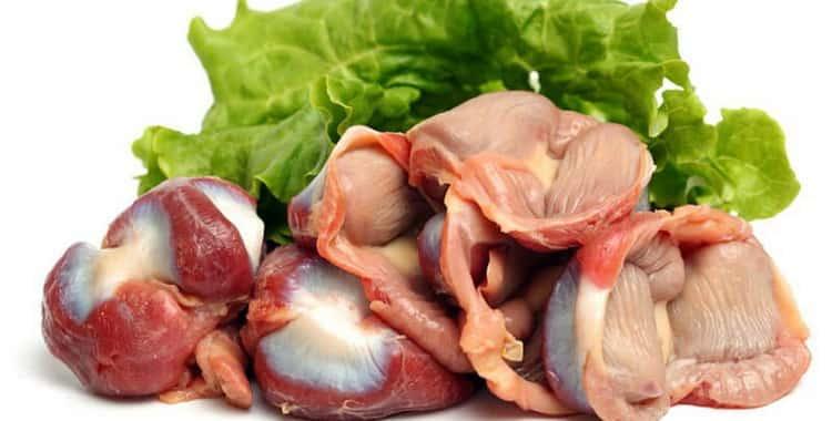 Чем полезны куриные желудки