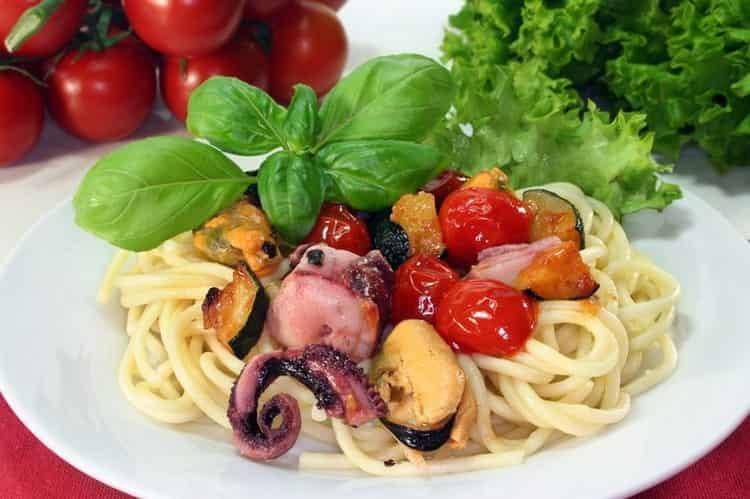 средиземноморская диета для похудения: меню