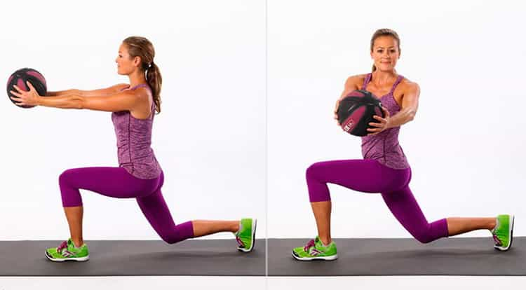 упражнение планка для похудения живота и боков