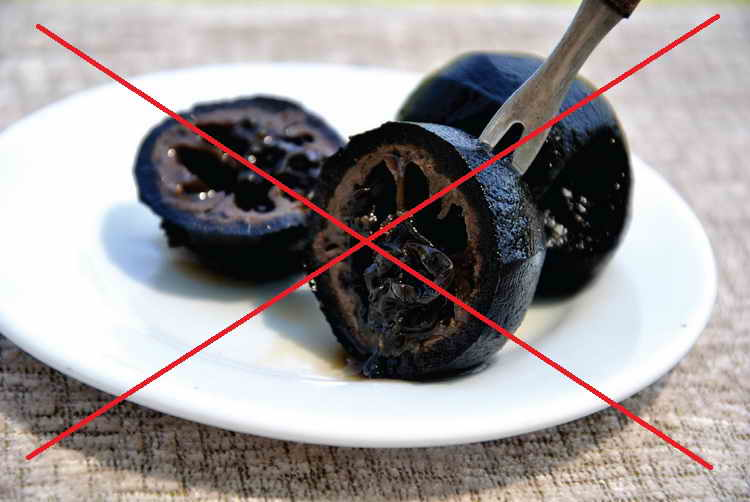 варенье из грецких орехов противопоказания
