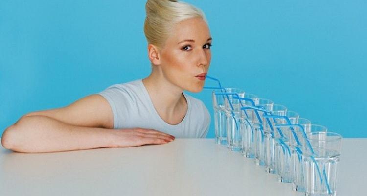 водная диета без еды