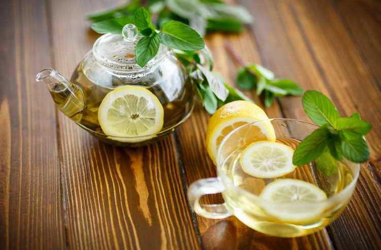 зеленый чай с имбирем польза и вред