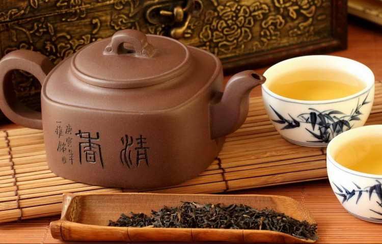 зеленый чай польза и вред для организма