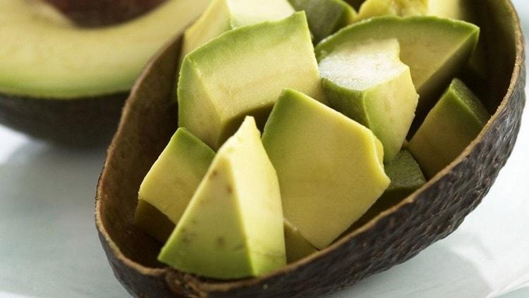В состав фрукта входит множество полезных веществ.