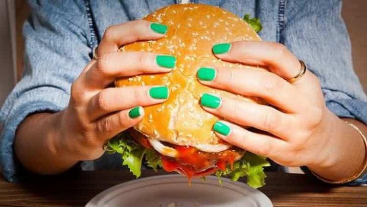Все о калорийности Биг Тейсти