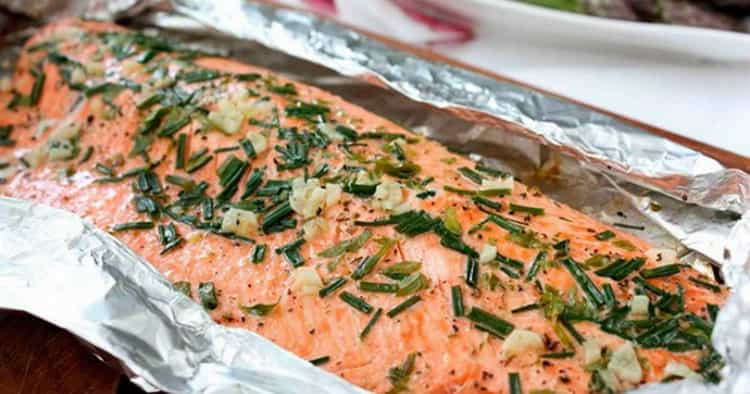 Горбуша: калорийность и БЖУ всех способов приготовления