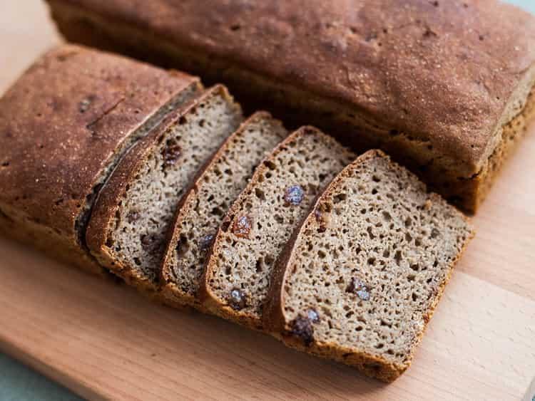 Какая калорийность бородинского хлеба