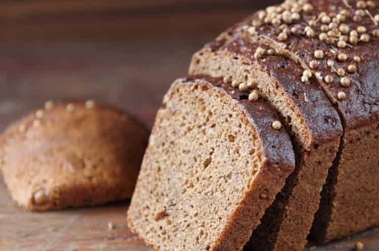 Хлеб Бородинский: калорийность, как употреблять