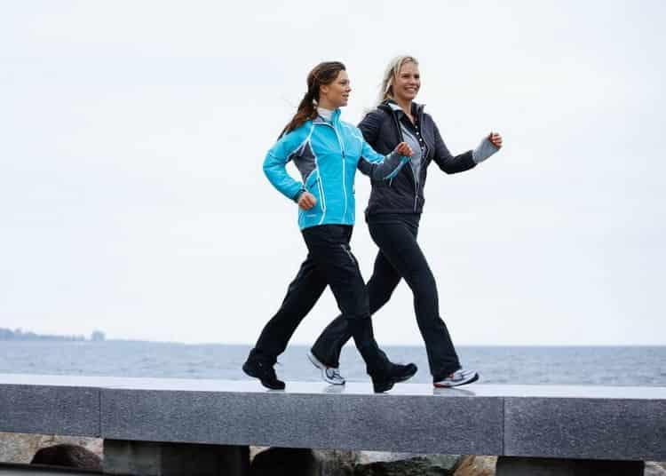 что лучше для похудения бег или ходьба