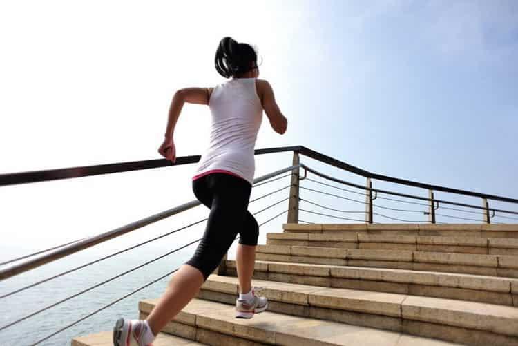 ходьба по лестнице для похудения