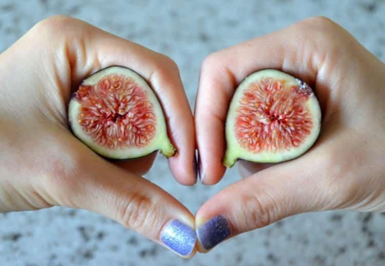 инжир свежий польза и вред для организма калорийность