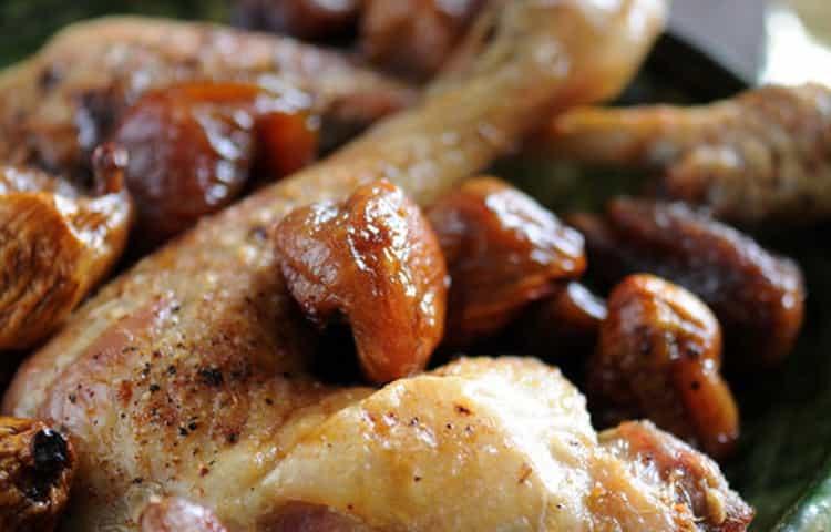сушеный инжир: калорийность