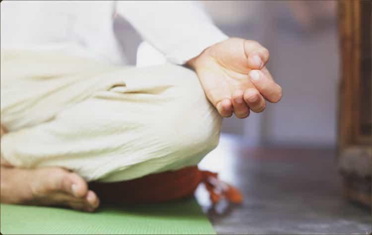 йога для похудения живота