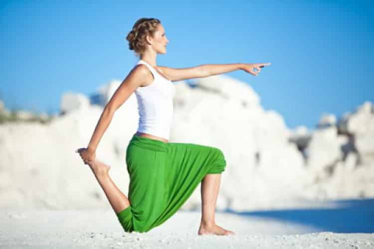 йога для похудения отзывы