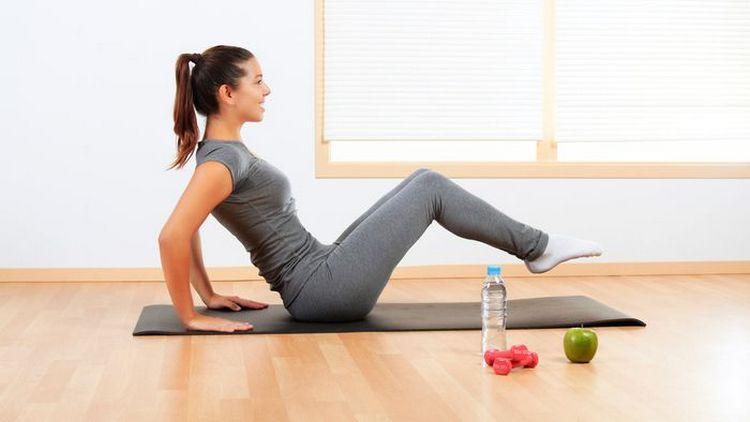 Такое упражнение особенно важно для тех, кто хочет убрать живот.