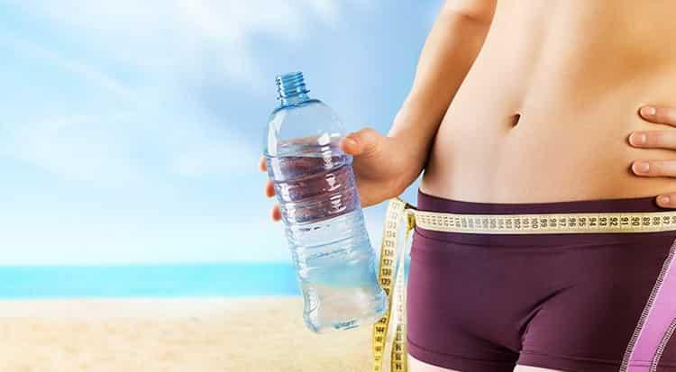 как пить воду чтобы похудеть: 7 правил