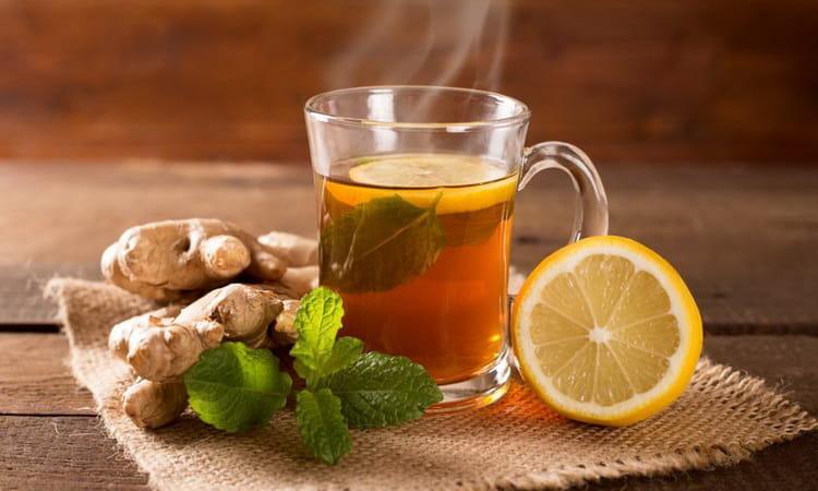 Калорийность чай с сахаром и лимоном