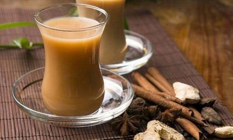 калорийность чай с молоком