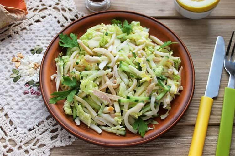 белокочанная капуста: калорийность