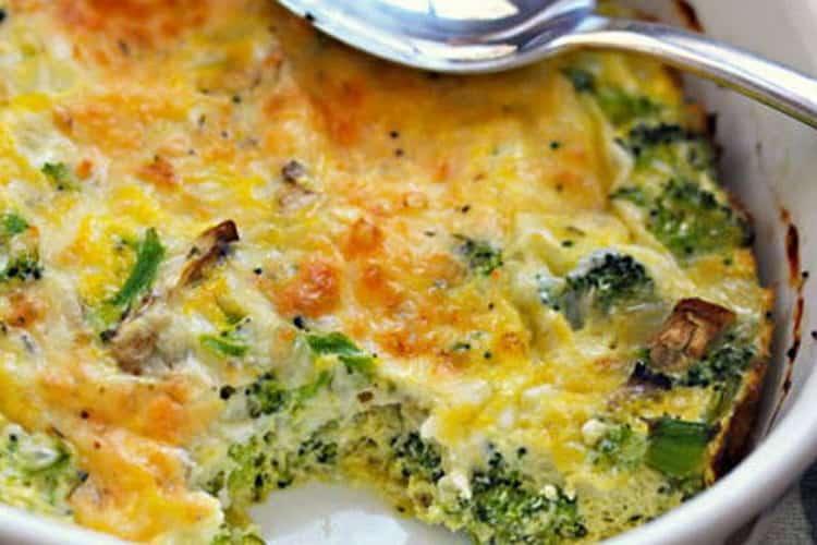 калорийность брокколи: вареной или свежей