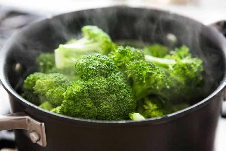 Все о калорийности брокколи
