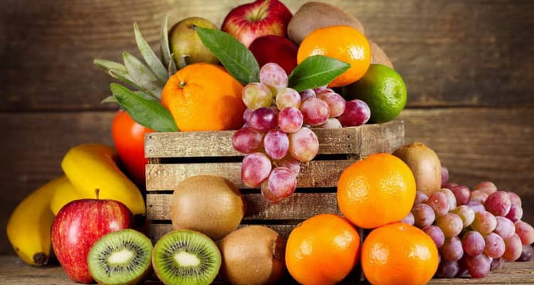 Таблица калорийности фруктов