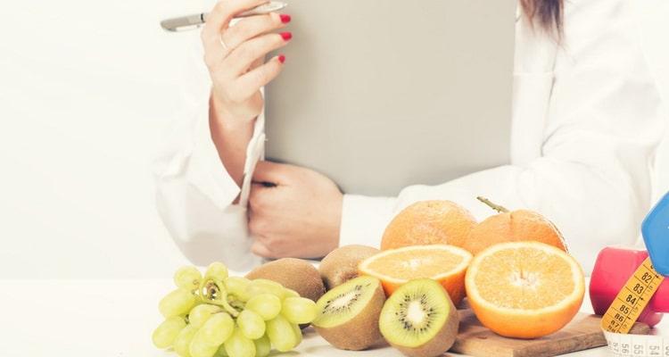Диетология сколько в фруктах калорий